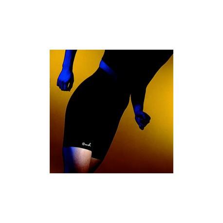 @Serve compressiebroek neopreen, in zwart verkrijgbaar