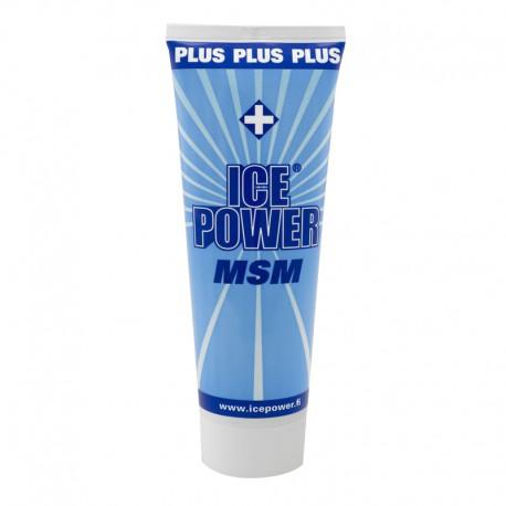 Icepower coldgel + MSM 200 ml