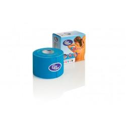 CureTape water-resistant 5mtr-5 cm blauw