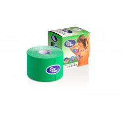 Curetape water-resistant 5mtr-5 cm groen