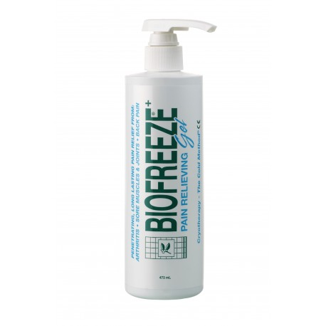Biofreeze 450 ml met pomp