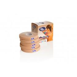 Curetape water-resistant 5mtr-1 cm beige