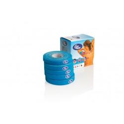 Curetape water-resistant 5mtr-1 cm blauw
