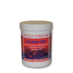 Toco Tholin balsem heet 250 ml